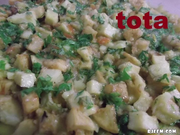 بطاطس وصفات متعددة