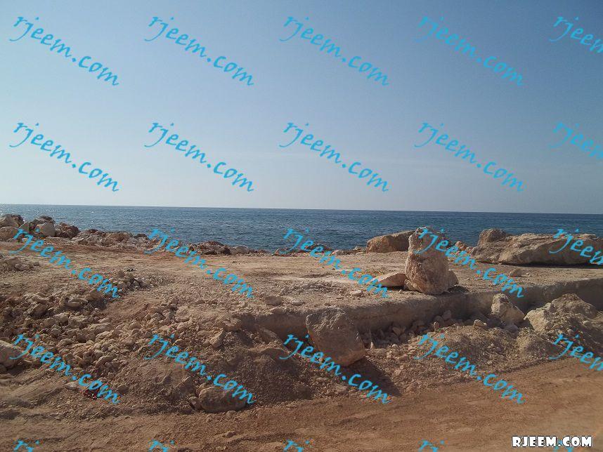 لبنان الازرق2013, شاطئ لبنان الازرق