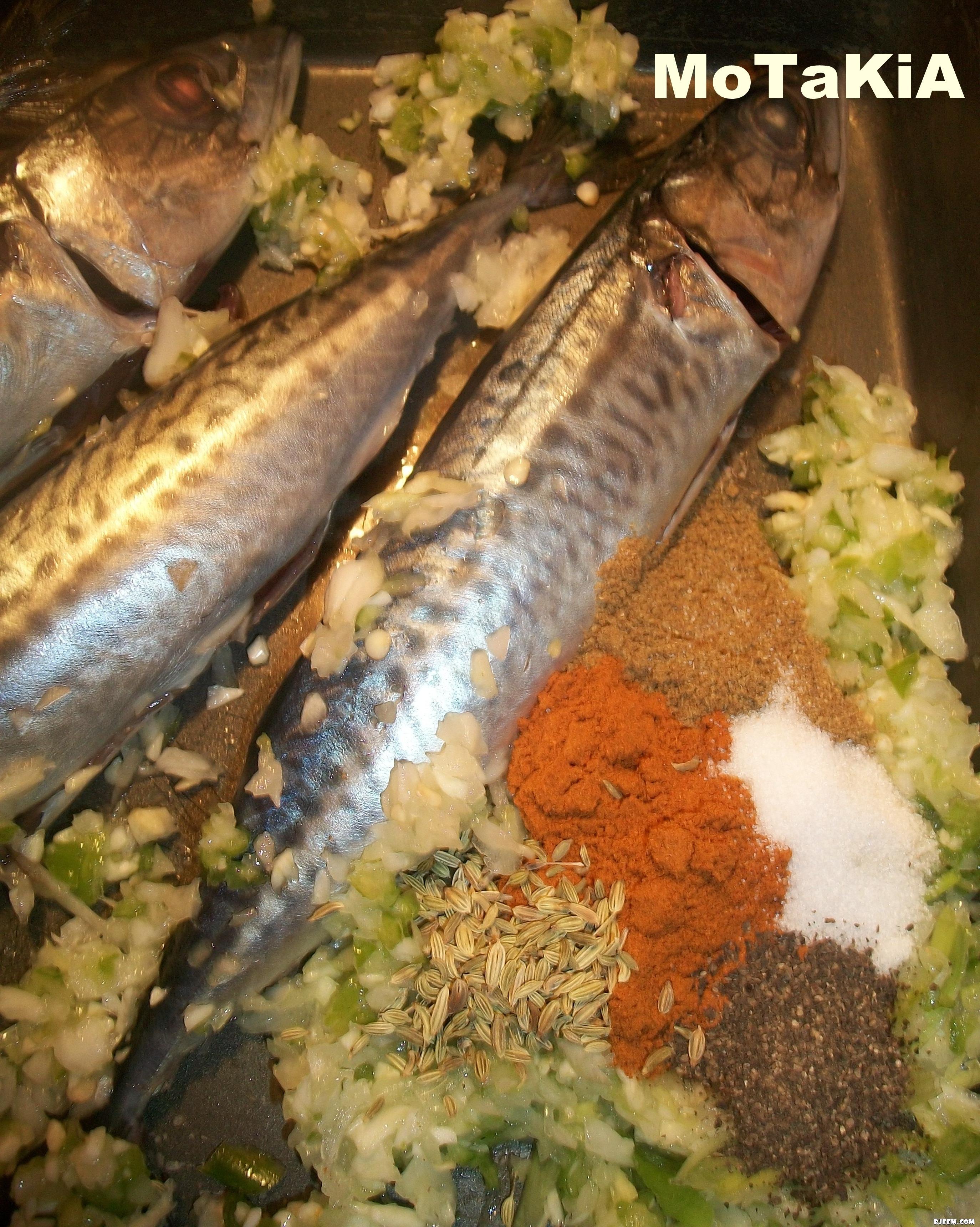 سمك الماكرو في الفرن على طريقتي 13425999555.jpg