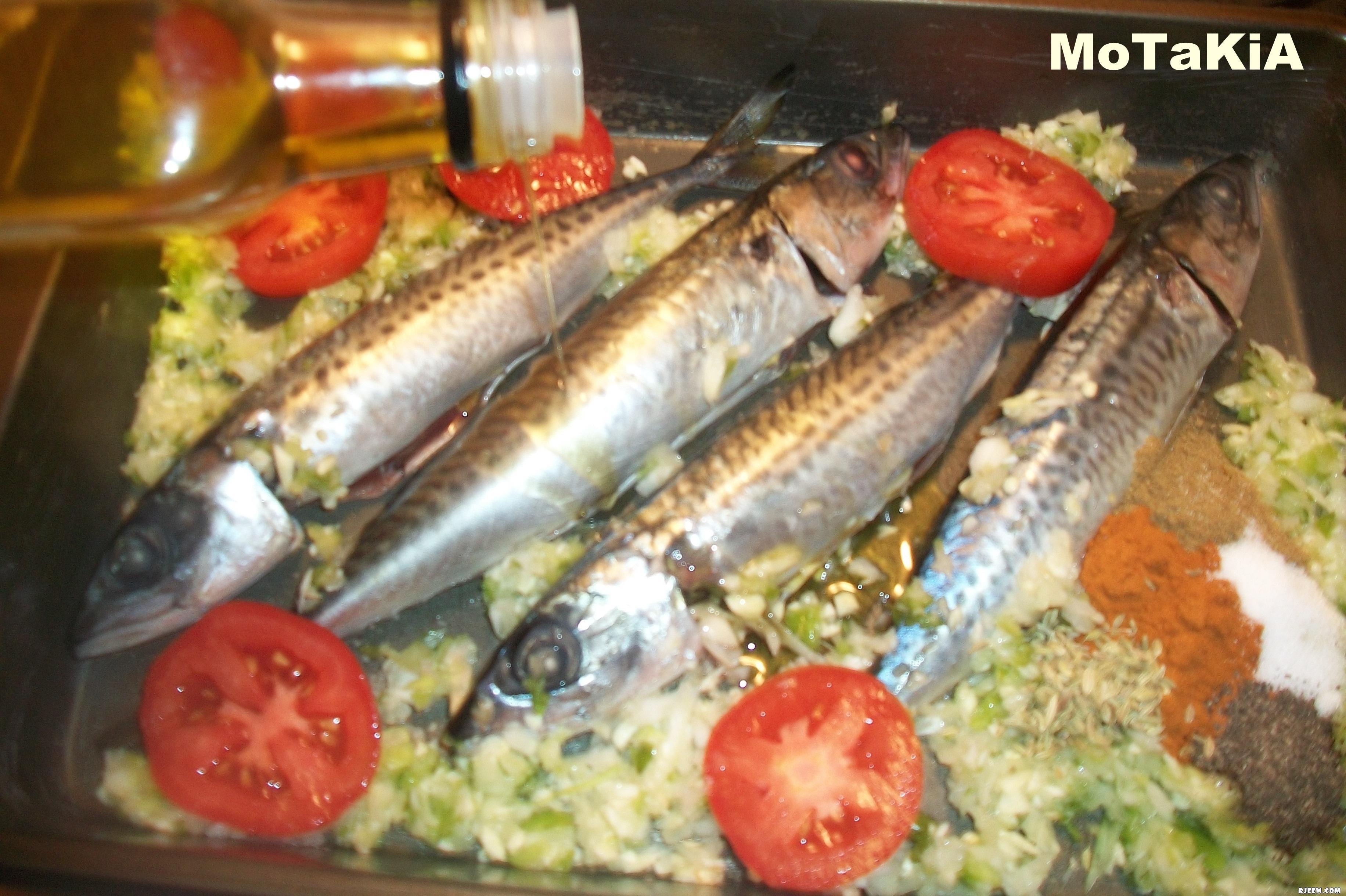 سمك الماكرو في الفرن على طريقتي 13426001601.jpg