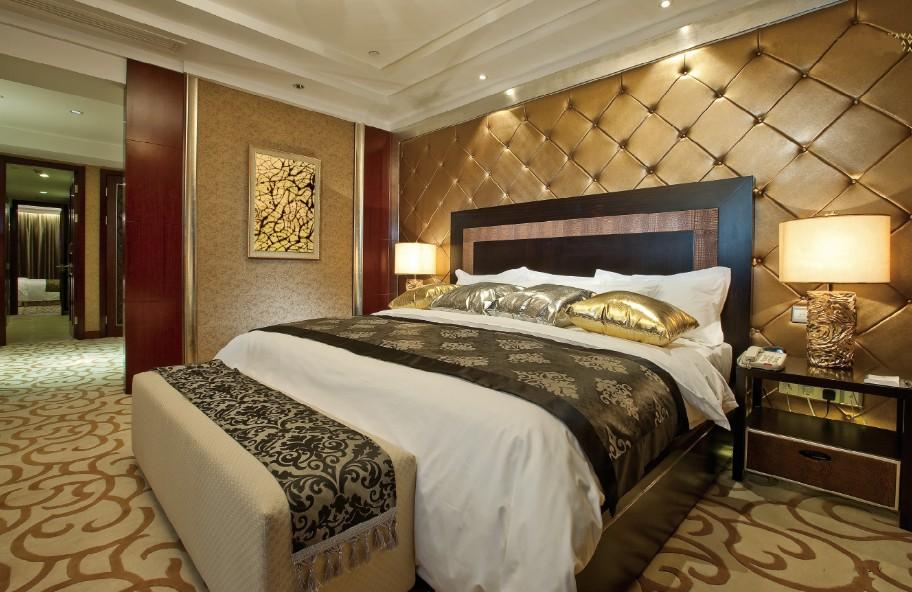 غرف نوم للعرسان فخمة 2019