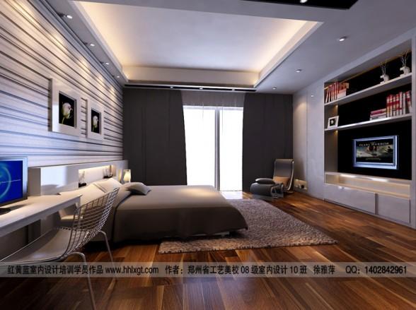 ديكورات غرف نوم عصريه-غرف نوم عصريه بتصاميم بسيطه 13645646123.jpg