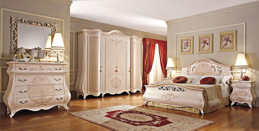 غرف نوم كلاسيك انيقه غرف نوم كلاسيكيه غرف نوم مميزة كلاسيك