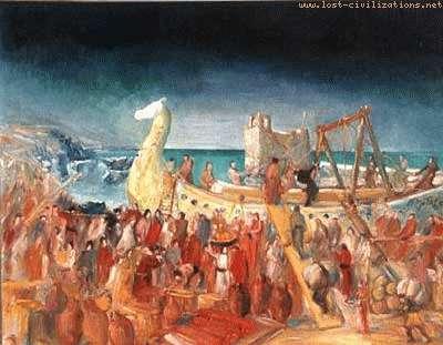 الفينيقيون,الحضارة الفينيقيه,نبذه 13681329323.jpg