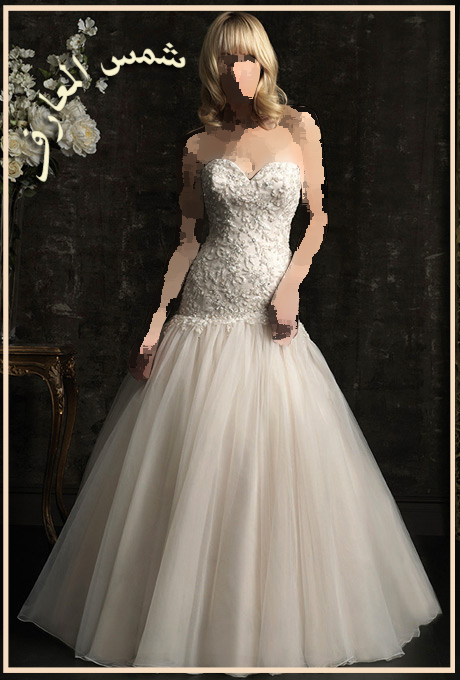 احتياجات العصرية Allure Bridals 2013 13690919095.jpg