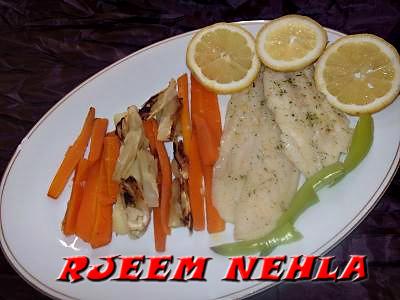 وصفة رجيم - طبق سمك بالجزر و الشمر 13695875731.jpg