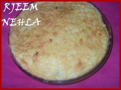 وصفة سهلة - طبقات البطاطا و الجبن و اللحم -سوفليه البطاطا و اللحم 13702959991.jpg