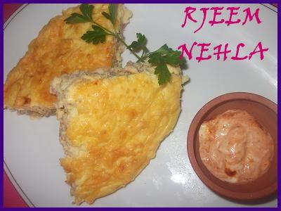 وصفة سهلة - طبقات البطاطا و الجبن و اللحم -سوفليه البطاطا و اللحم 13702959992.jpg