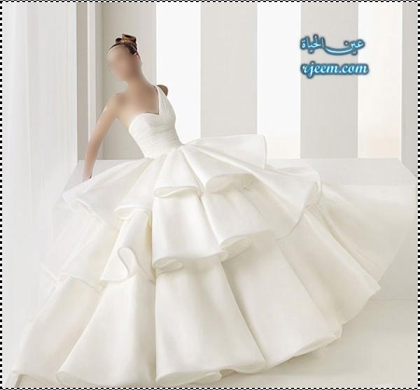 فساتين زفاف مميزة للعروس المميزة فساتين زفاف روعه صور فساتين زفاف جديدة بموديلات راقيه 13752646832.jpg