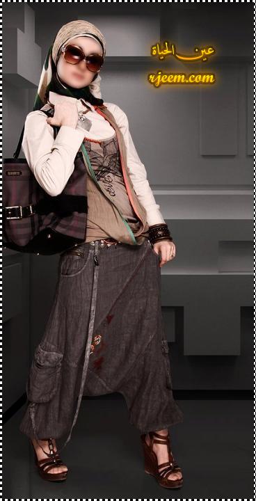 ازياء محجبات جميله ملابس محجبات للعيد 2013 13757127192.jpg