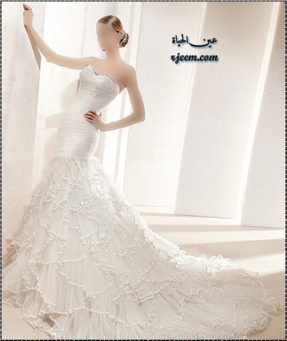 فساتين للزفاف ناعمة بموديلات فرنسيه بدلات عروس جميله ناعمة حصرى لرجيم 13765699625.jpg