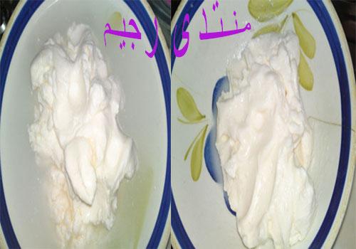 طريقة تحضير اللبن و استخراج الزبدة (السمنة) من حليب الماعز على طريقتي 13802301001.jpg