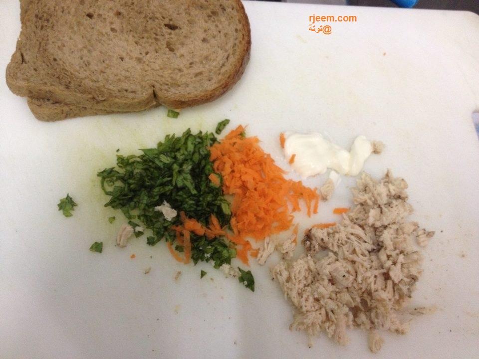 كلوب ساندوتش الدجاج بالمايونز  الدايت ( من مطبخي ) 13813469832.jpg