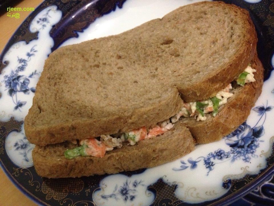 كلوب ساندوتش الدجاج بالمايونز  الدايت ( من مطبخي ) 13813469833.jpg