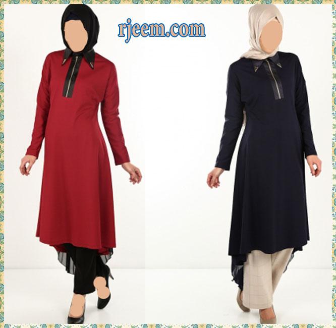 أزياء وموديلات انيقة تركية أزياء تركية شتوية للمحجبات 2014 13890406753.jpg