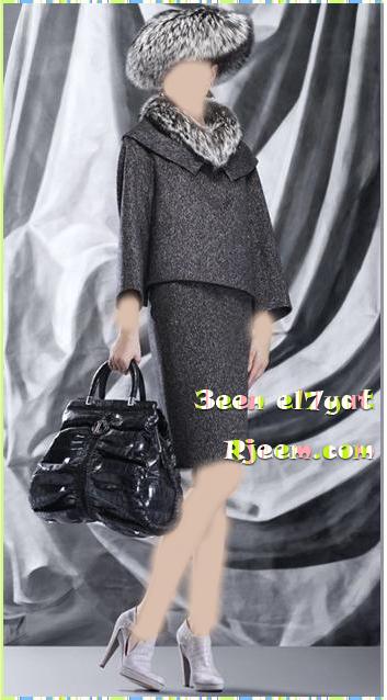 ازياء شتويه قمة فى الاناقة من Dior 13909297781.png