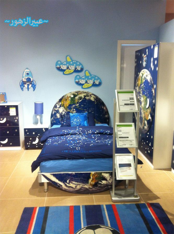غرف نوم انيقة وديكوراتها بسيطة من هوم سنتر من تصويرى   مجتمع رجيم