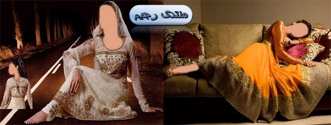 أزياء هندية  زاهية ومنوعة من السارى والبنجاب ازياء هندية أنيقة 13971755261.jpg