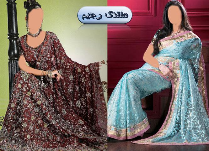 أزياء هندية  زاهية ومنوعة من السارى والبنجاب ازياء هندية أنيقة 13971755262.jpg