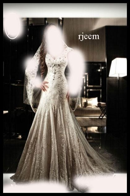 فساتين زفاف رائعة وانيقة للمصمم رامي سلمون 2014 13983766672.jpg