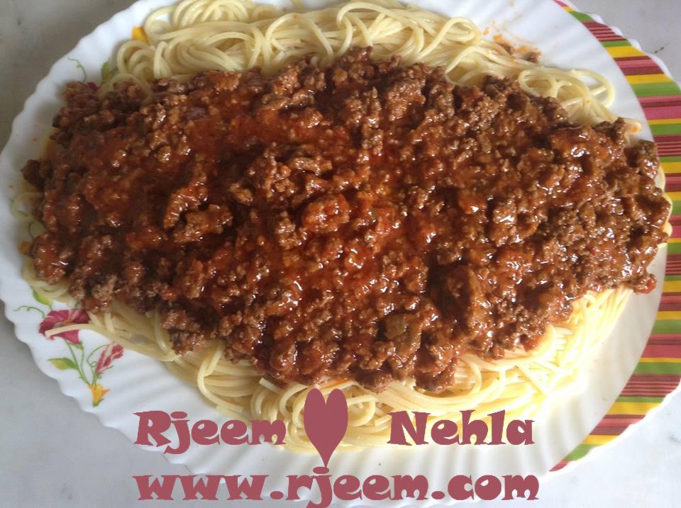 السباغيتي spaghetti Bolognaise 14004380682.jpg