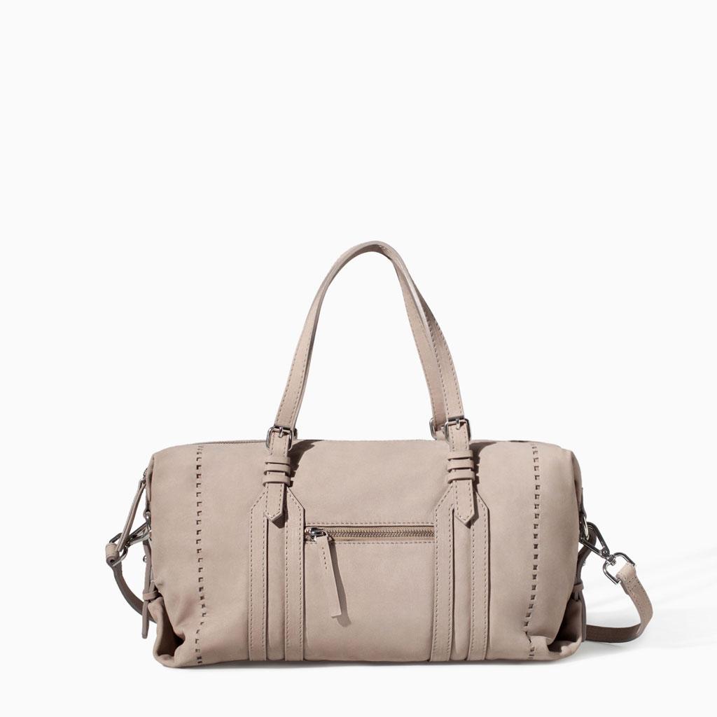 اجدث الحقائب   حقائب يدوية ماركة Zara 2014  حقائب مميزة ماركة زارا 2014 zara 14009710371.jpg 14009710371