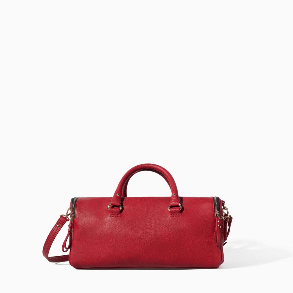 اجدث الحقائب   حقائب يدوية ماركة Zara 2014  حقائب مميزة ماركة زارا 2014 zara 14009710371.jpg 14009710372