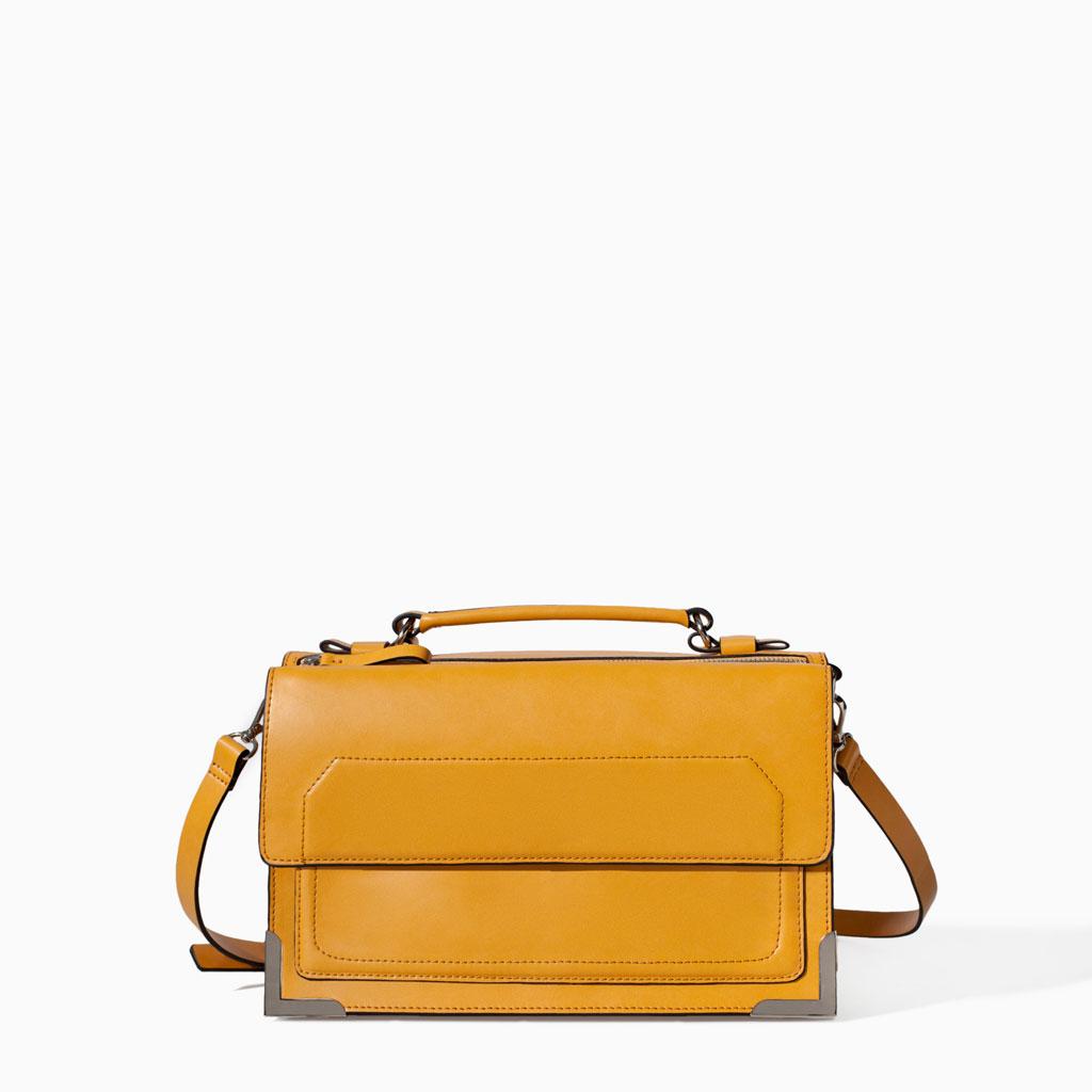 اجدث الحقائب   حقائب يدوية ماركة Zara 2014  حقائب مميزة ماركة زارا 2014 zara 14009710371.jpg 14009710373