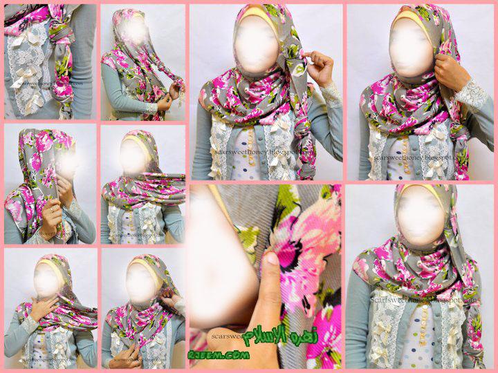 لفات حجاب بالخطوات المصوره 14012290413.jpg