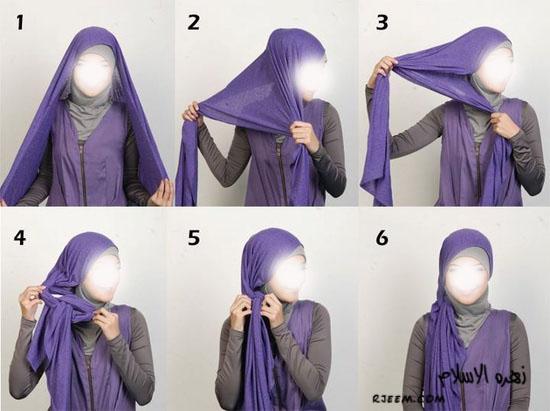 لفات حجاب بالخطوات المصوره 14012291824.jpg