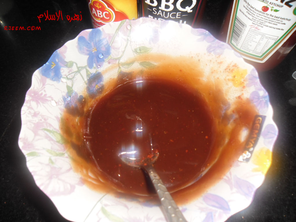 دجاج مقرمش ورز الريزو بالصور طريقة عمل دجاج مقرمش وارز الريزو 14023202133