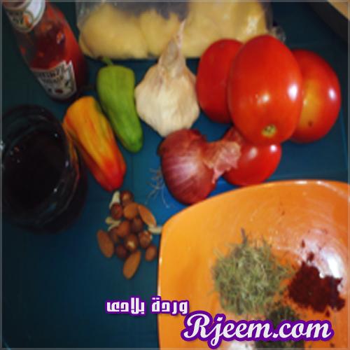 شوربة الطماطم بمكون مميز جداً من ابتكارى بالشرح والخطوات الدقيقة 14059797731.jpg