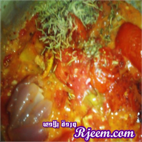 شوربة الطماطم بمكون مميز جداً من ابتكارى بالشرح والخطوات الدقيقة 14059797734.jpg