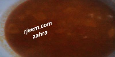 شوربة الفاصوليا البيضاء اللذيذة 14063935544.jpg