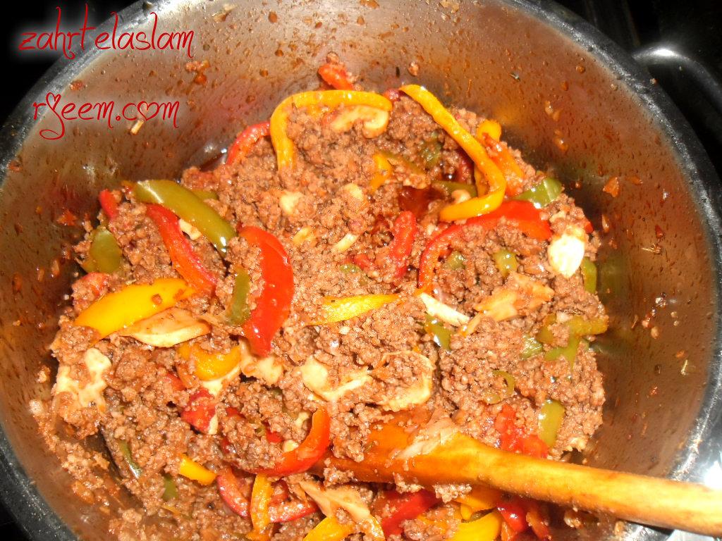 طريقة عمل اللازانيا باللحم شهيه ولذيذه بالصور 14118441691.jpg