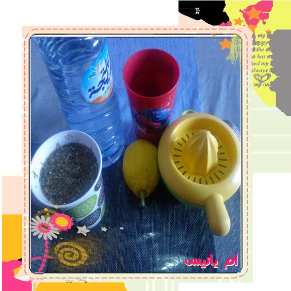 مشروب الشمر والليمون للقضاء الكرش 14209030391.png