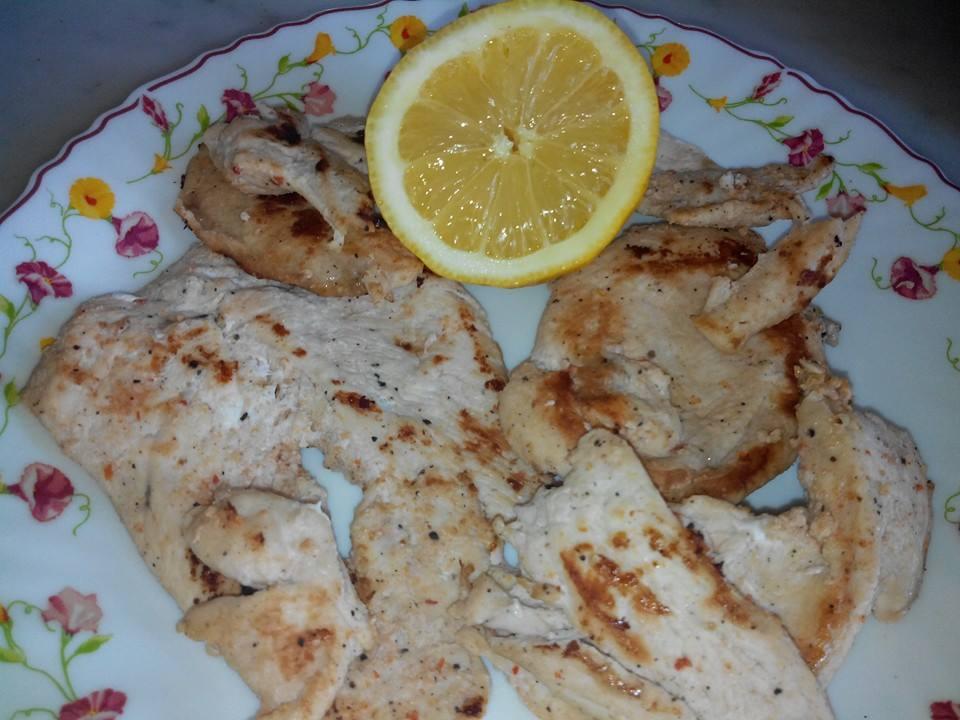 اخسر وزنك على المضمون و ودع الشحوم فقط  بالدجاج و الليمون 14260955222.jpg